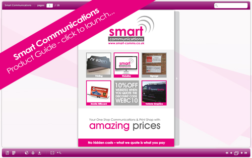 Smart Communications Product Guide